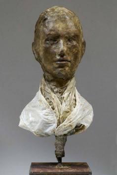 Rimbaud, beeswax, 20x30x70 cm, 2010
