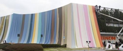 Gherardini installation