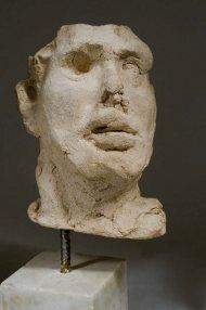Socrate, 40x20x20 cm, 1999