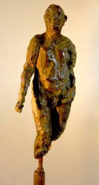 Spiker Bronze, 200x20x15 cm