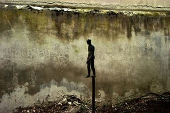 Uomo e Muro