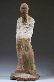 Uomo Fasciato, 65x20x10 cm, terracotta, 1997
